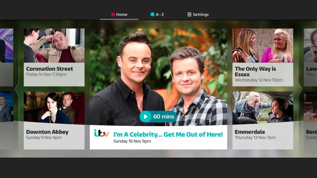 How can I unblock and access ITV abroad