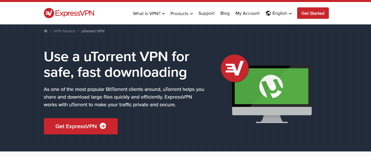ExpressVPN for torrenting