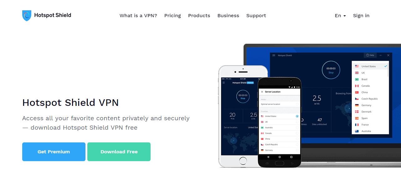 Best non-paid VPN
