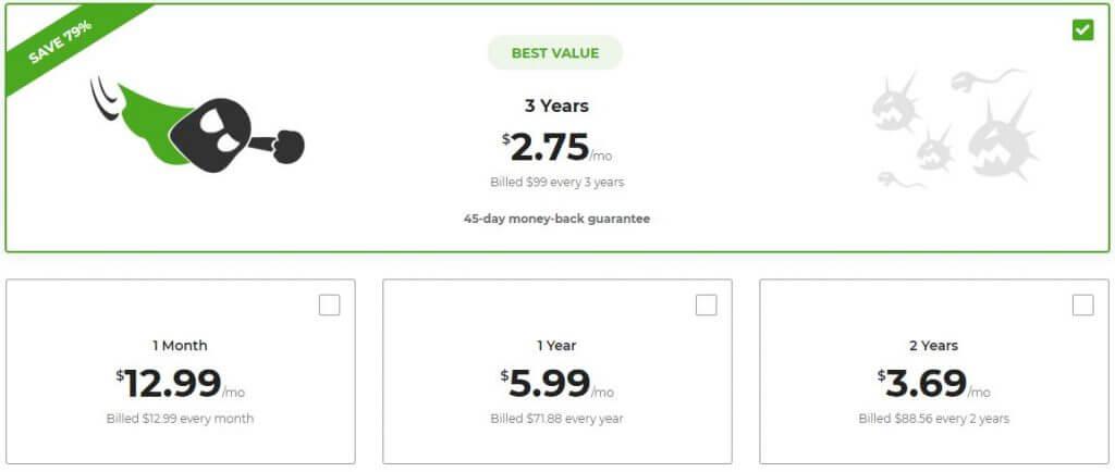 PriceCyberghost
