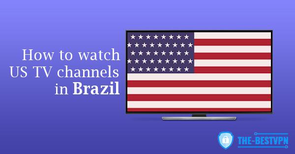US TV Brazil
