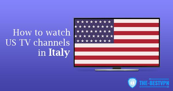 US TV Italy