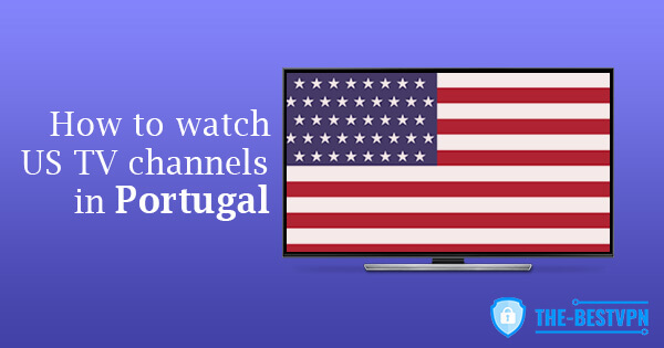 US TV Portugal