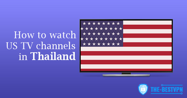 US TV Thailand