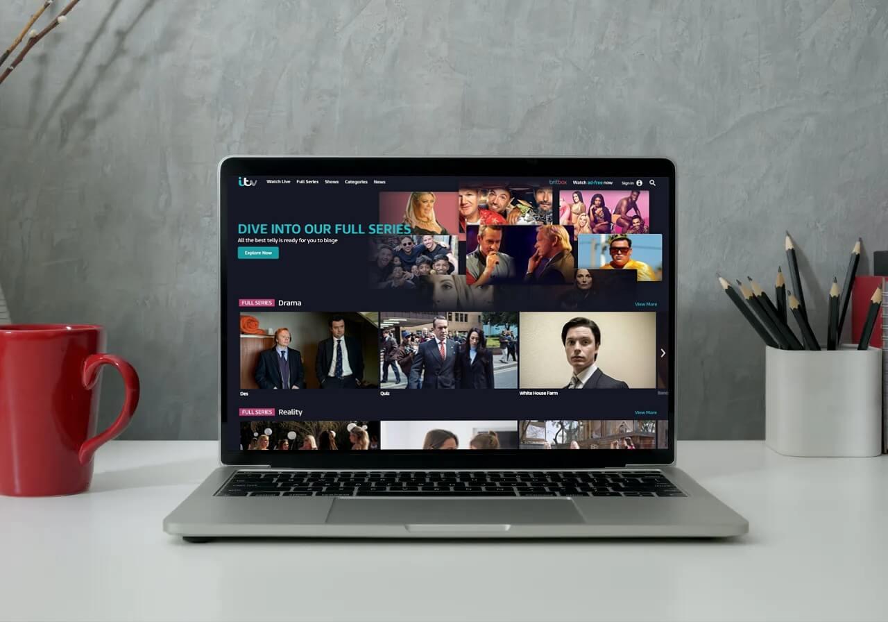Unblock ITV Abroad