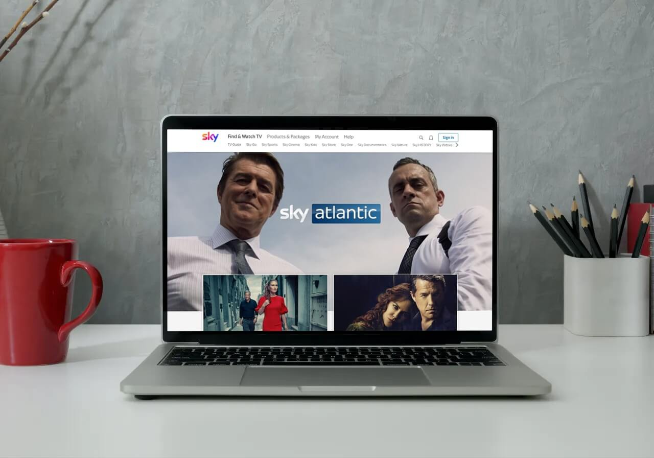 Watch Sky Atlantic Abroad