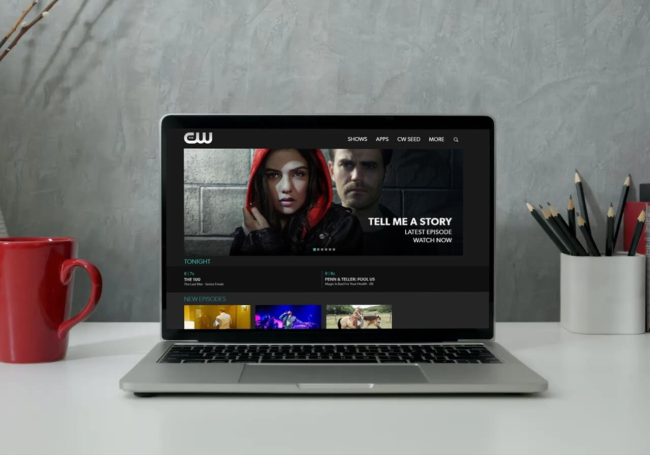 Watch The CW Abroad