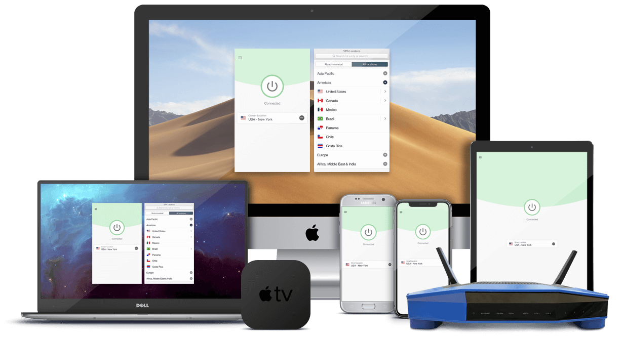 Install ExpressVPN on any device