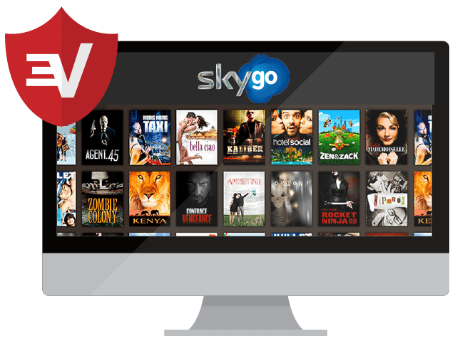 Watch Sky Go abroad