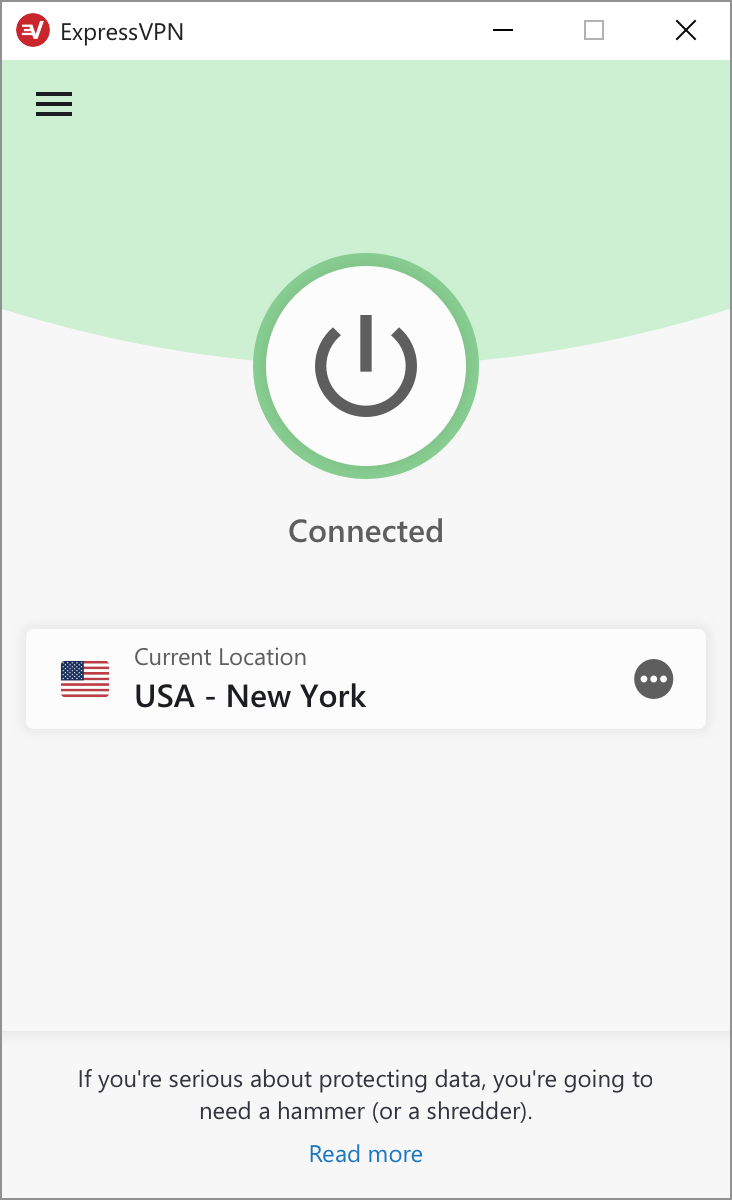 How can I access CBS outside of the US