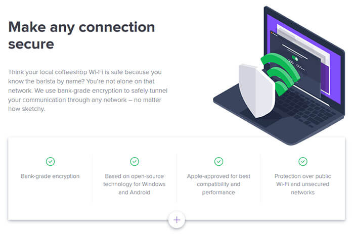 Avast SecureLine security
