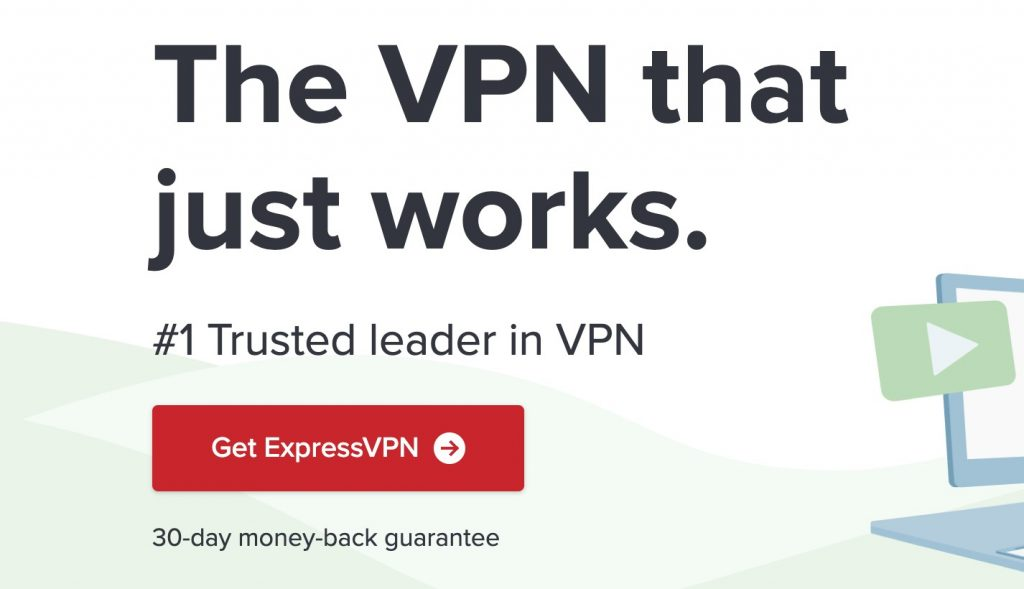 Choose ExpressVPN