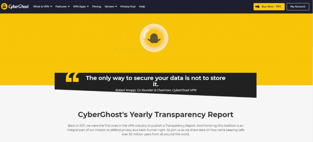 Cyberghost-no-logs