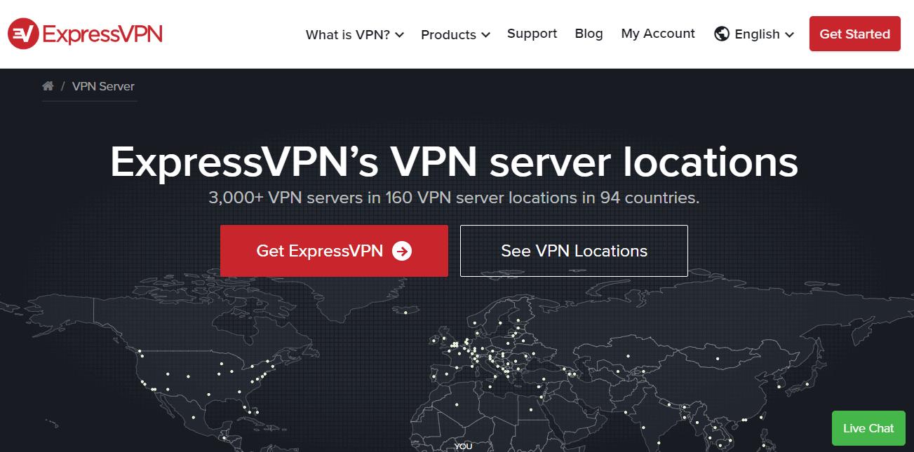 Express-VPN-server-locations