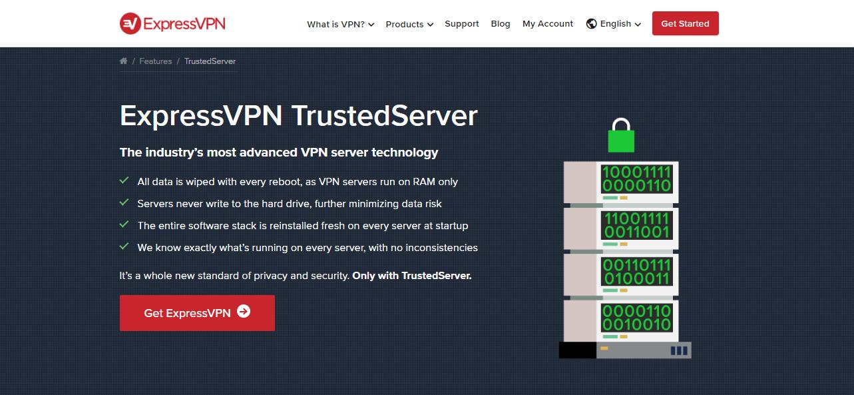 ExpressVPN-TrustedServer