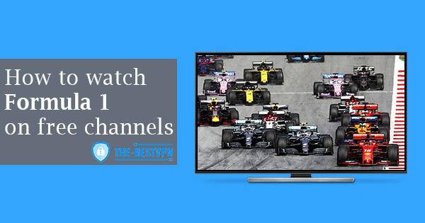 Formula One stream
