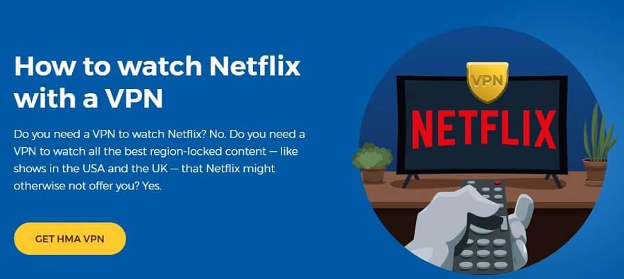 HMA Netflix