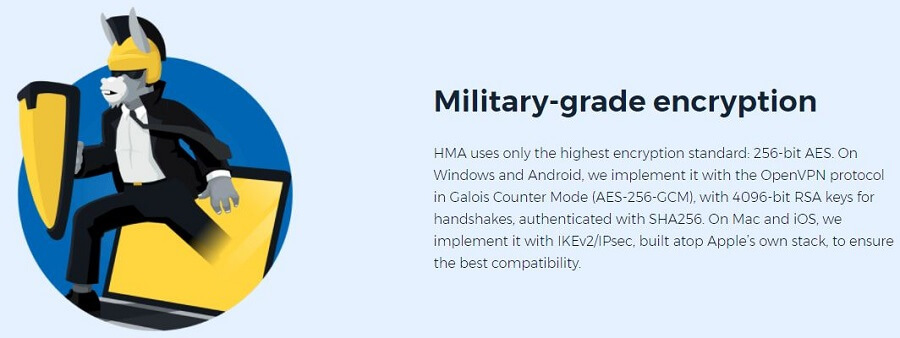 HMA Protocols
