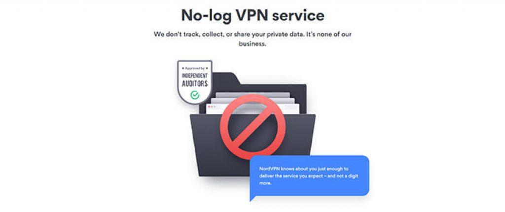 No-log NordVPN