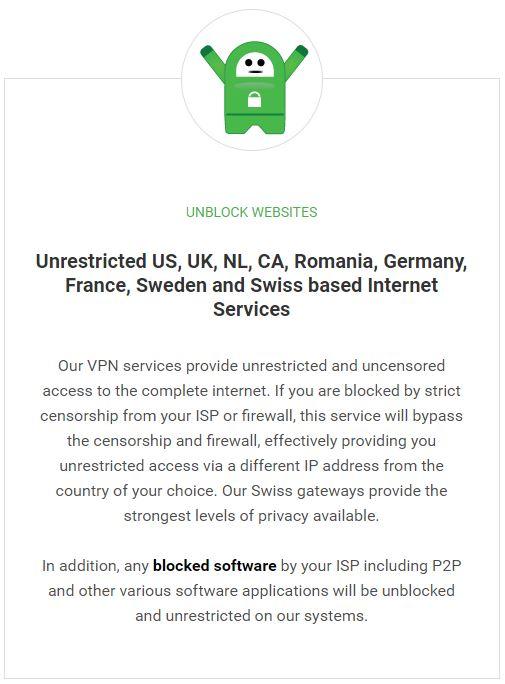 PIA Censorship