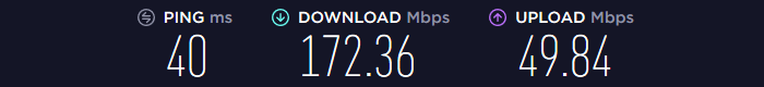 ProtonVPN Speed EU