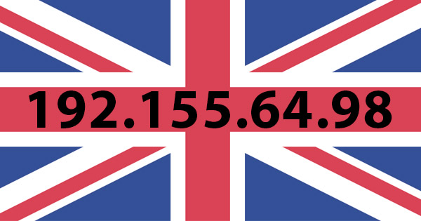 UK IP Address