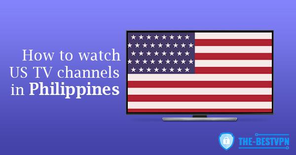 US TV Philippines