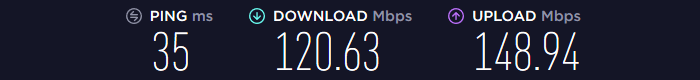 VyprVPN Speed EU