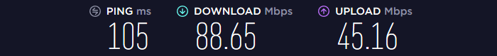 VyprVPN Speed US