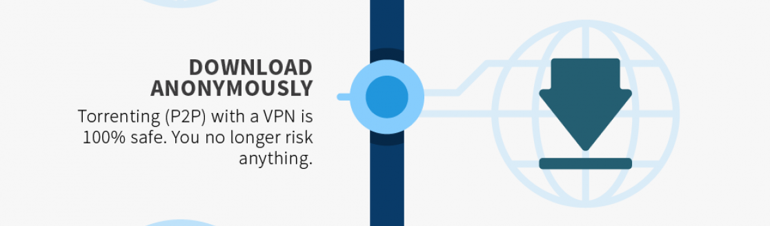 download anonymously with a VPN