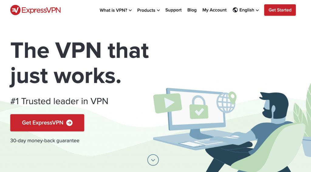 Watch US Netflix in Ireland with ExpressVPN