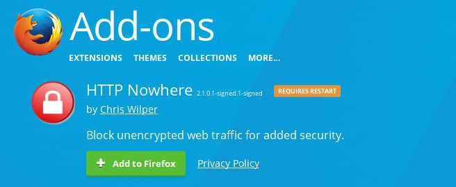 firefox browse securely online