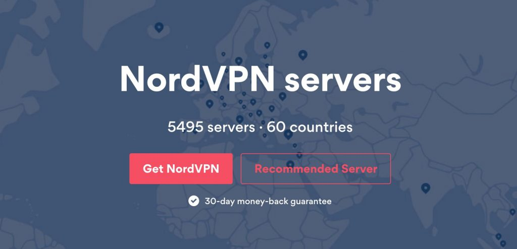Choose NordVPN for its high number of servers