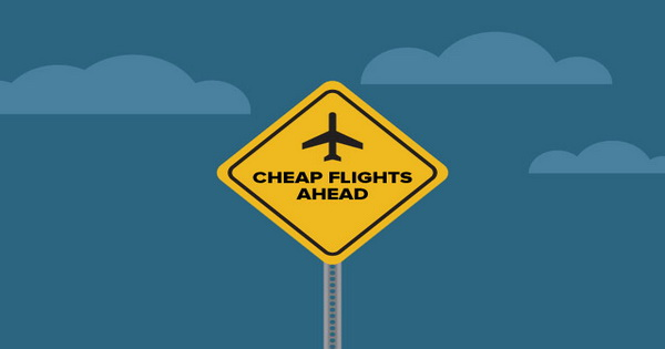 save money on flight tickets