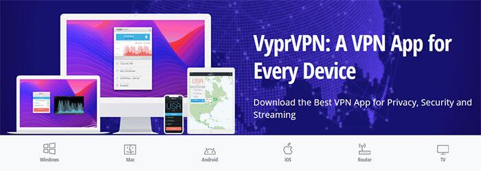 App VyprVPN