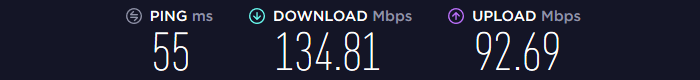 Astrill VPN Speed EU