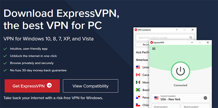 ExpressVPN PC