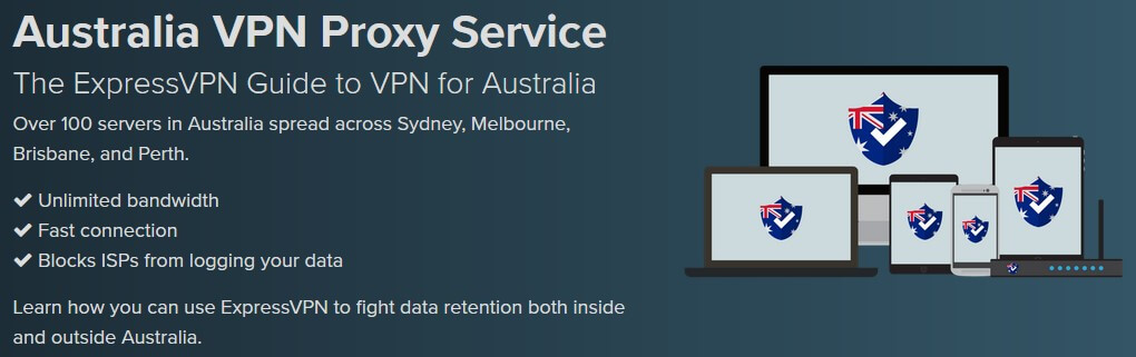 ExpressVPN is best VPN for Australia (1)