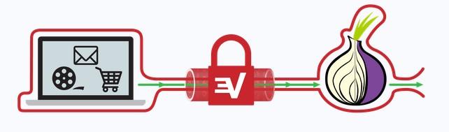 ExpressVPN or Tor