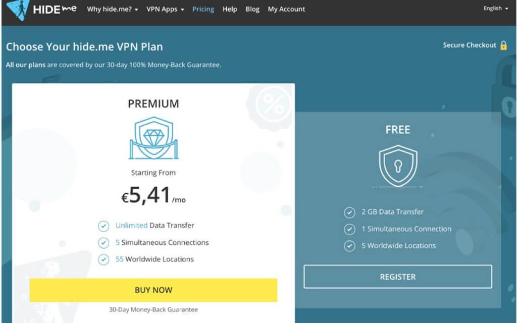 Hide Me Free VPN
