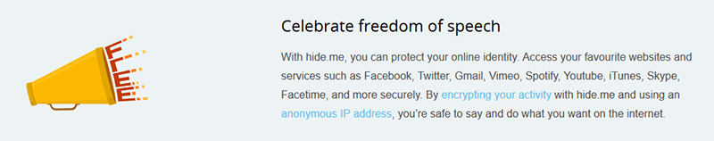 Hide me censorship