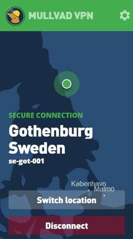 Mullvad VPN App