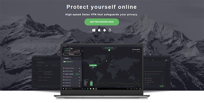 ProtonVPN Windows