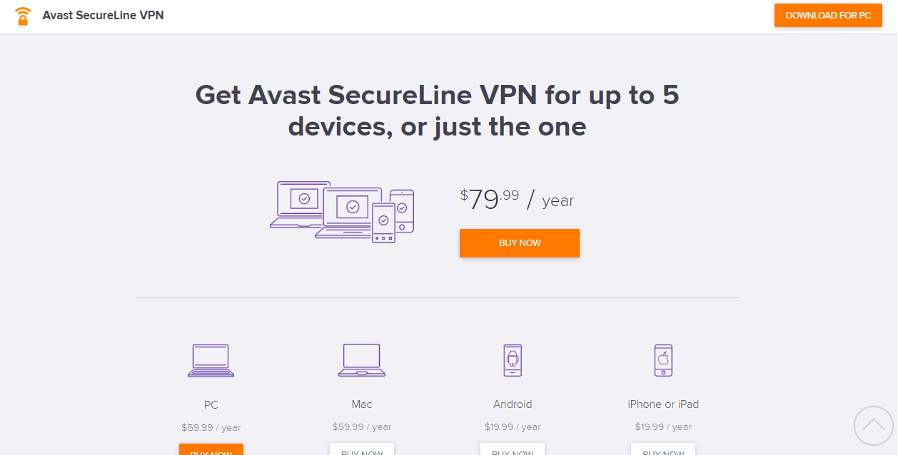 Avast SecureLine VPN review and test : read this before you