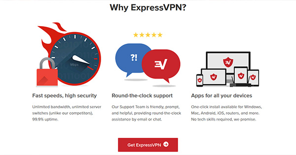 Why ExpressVPN