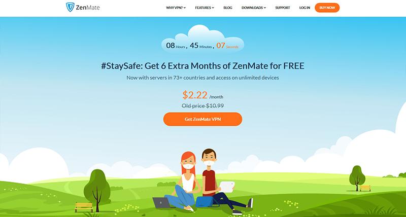ZenMate Cheap VPN