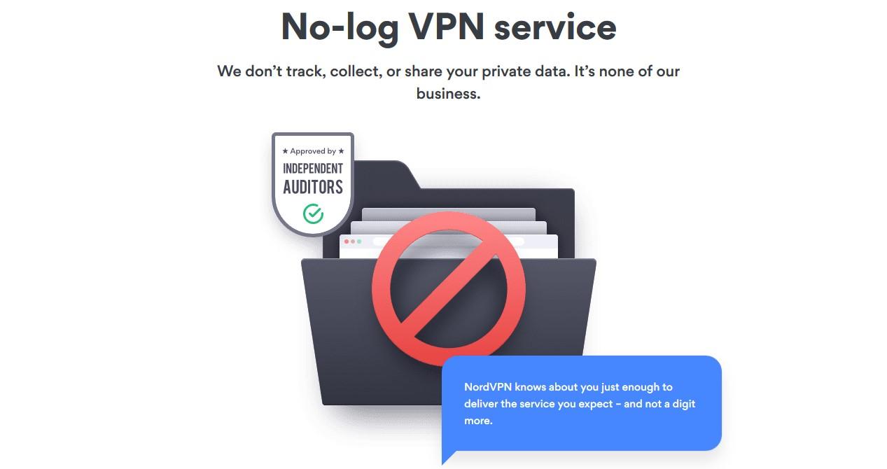 Nord No log VPN