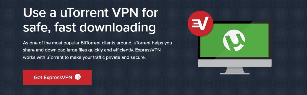 Use ExpressVPN to stop DCMA notices when Torrenting