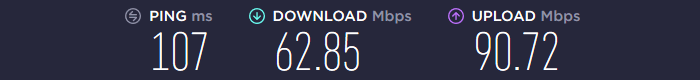 VPNhub Speed US