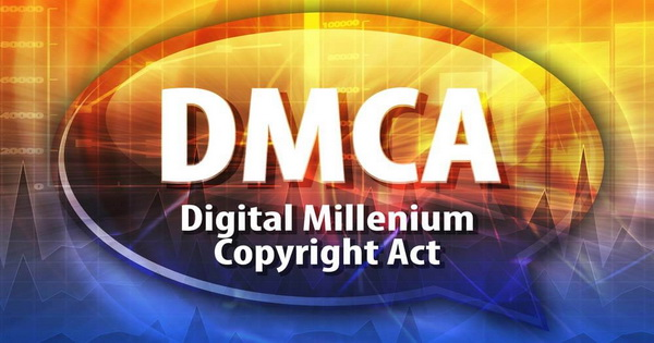 DMCA notices when Torrenting
